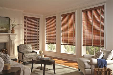 Interior Blinds by Wood Blinds A Timeless Choice Among Interior Designers