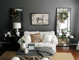 Wohnzimmer Accessoires Bringen Leben Ins Zimmer : wohnzimmer grau in 55 beispielen erfahren wie das geht ~ Lizthompson.info Haus und Dekorationen