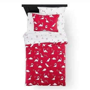 your, zone, dinosaur, print, bed, in, a, bag, kids, bedding, set