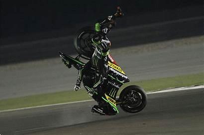 Bradley Crash Side Smith Motogp Spectacular Racing