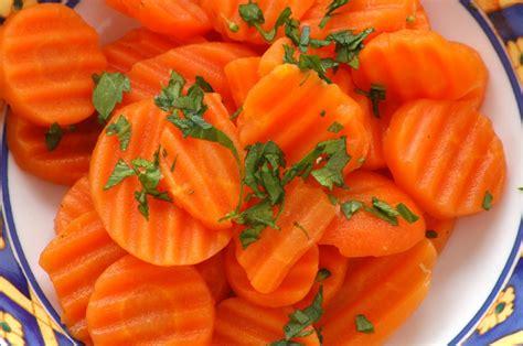 cuisine cadeau recette de carottes vichy