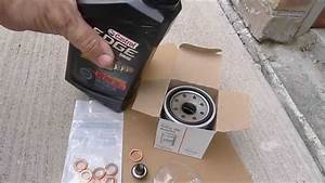 Prefill That Oil Filter  2013 Nissan Altima 2 5s