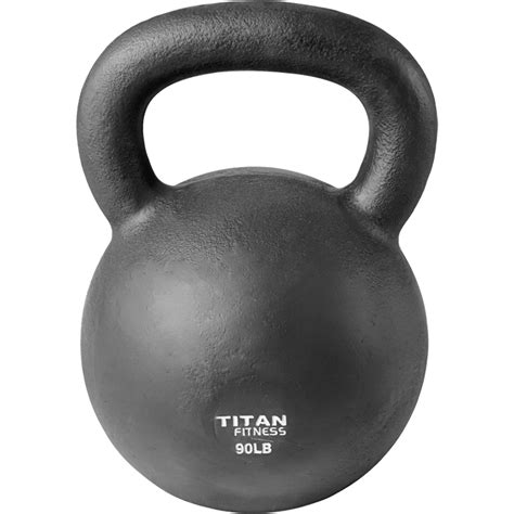 kettlebell lb workout swing titan only rack muscles