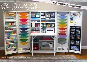 Bastelschrank Mit Tisch : the original scrapbox deutschland f r hobby und ~ A.2002-acura-tl-radio.info Haus und Dekorationen