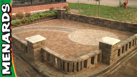 patio menards patio pavers home interior design