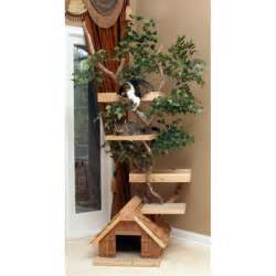 cat trees for lifelike large cat tree houses