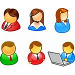 Vector Avatars User Icon Rounded Clipart Psd