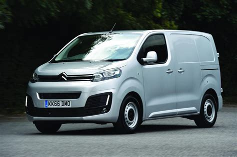 Best Electric Vans by Drive Citroen Dispatch Xs Within Citroen Jumpy 2019