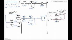 Plc Tutorial  Twidosuite   2  3 Wire Control Explanation