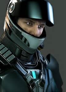 Future Soldier Helmet