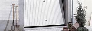 porte de garage basculante non debordante With porte de garage non débordante