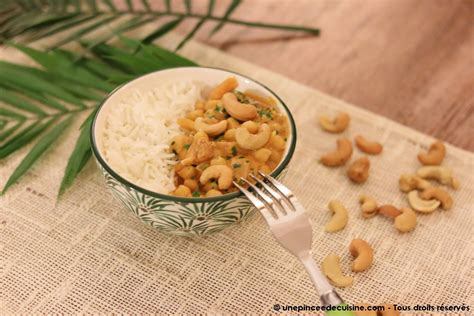 cuisine pois chiche curry de pois chiches végétarien et végétalien une