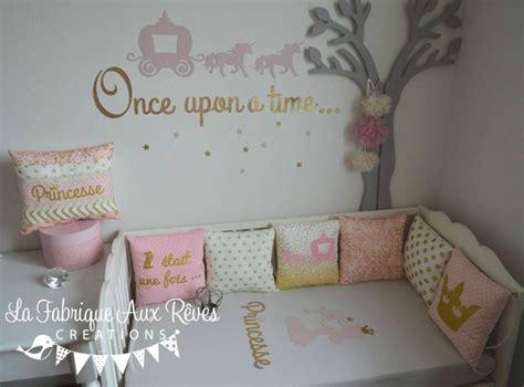 d馗oration princesse chambre fille décoration chambre bébé fille princesse