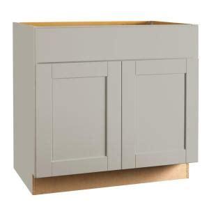 24 inch kitchen base cabinet hton bay shaker assembled 36x34 5x24 in sink base 7300