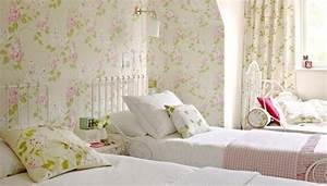 papier peint chambre style anglais 042857 gtgt emihemcom With idee de couleur pour salon 12 le papier peint en 52 photos pleines didees
