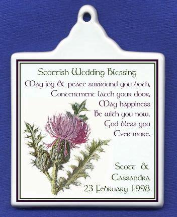 scottish wedding blessing google search artsy stuff