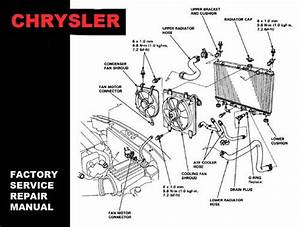 Chrysler Town  U0026 Country    Voyager 2001 2002 2003 2004 2005 2006 2007 Service Repair Workshop