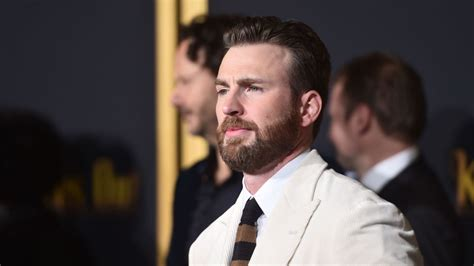 Fans Had This to Say About Chris Evans Accidentally ...