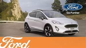 Ford Fiesta Nouvelle : nouvelle ford fiesta active vue ext rieure 360 ford fr youtube ~ Melissatoandfro.com Idées de Décoration