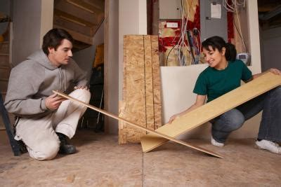 How to Replace an Interlocking Laminate Board   Home