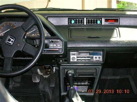 download car manuals 1986 honda accord interior lighting find used 1986 honda crx si coupe hatchback in highland california united states