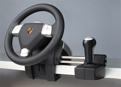Volanti Fanatec by Test Fanatec Porsche 911 Turbo S