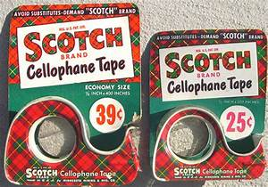 Happy 80th Birthday, Scotch Tape! - a photo on Flickriver