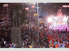 Carnaval Cruceño ATRACTIVOS TURÍSTICOS