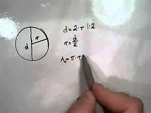 Flächeninhalt Zylinder Berechnen : kreisring berechnen doovi ~ Themetempest.com Abrechnung