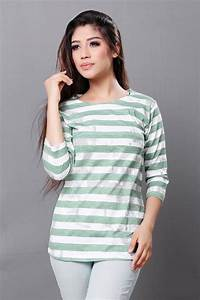 Designer Kurtis Online Wholesale Trendy Casual Wear Girls T Shirt Supplier In India Buy