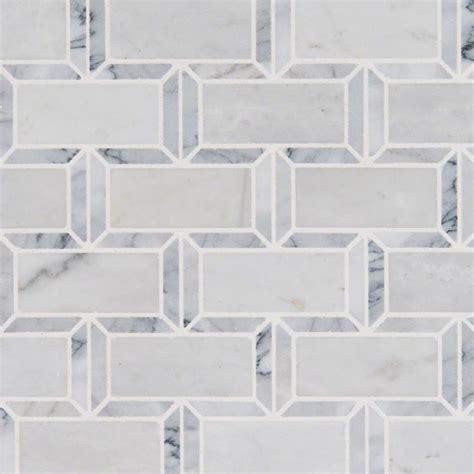 subway tile arabescato carrara subway tile polished 2x4