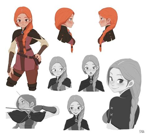 images  female character reference