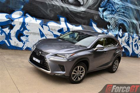 lexus nx  luxury awd review forcegtcom
