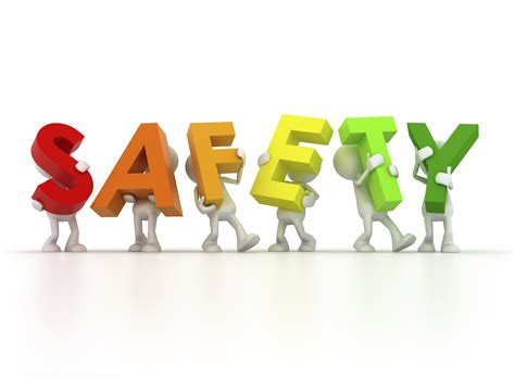 safety bureau create a safer environment by buying safety products