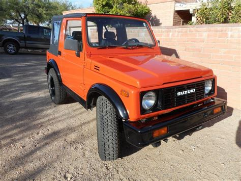 1988 Suzuki Samurai For Sale