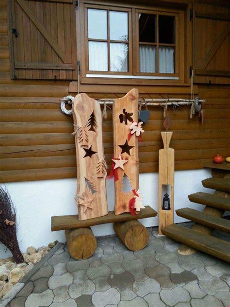 Weihnachtsdeko Für Garten Selber Machen by Holz Deko Selber Machen Weihnachten Watersoftnerguide