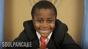 Kid President - Guide To Being A Party - YouTube  Kid