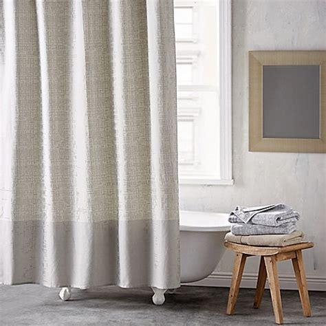 dkny shower curtain dkny crossway shower curtain bed bath beyond