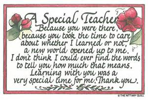 Special Education Teacher Quotes