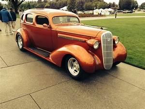 1936 BUICK ROADMASTER CUSTOM 4 DOOR SEDAN