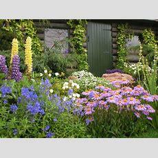 The Historical Evolution Of The Cottage Garden Cottage