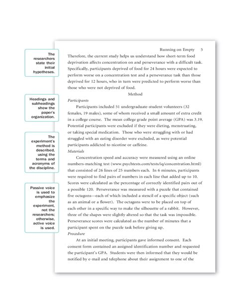 sample  research paper
