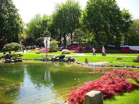Japanischer Garten Munchen Anfahrt by Ausflugsziel Japanischer Garten In Bad Langensalza