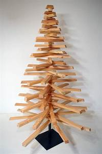 Holz Tannenbaum Basteln : weihnachtsbaum aus holz tannenbaum aus holzlatten ~ Articles-book.com Haus und Dekorationen