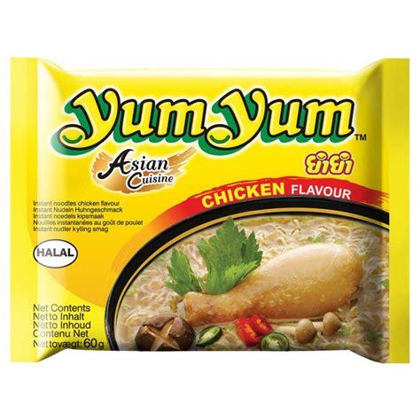 yum yum nudeln yum yum instant huhn nudeln 60 g asianfoodlovers de