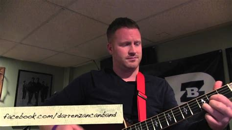 Brett Young  Would You Wait For Me (covered By Darren