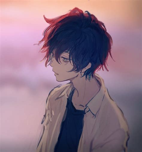 Anime Pfp Boy Sad Anime Wallpaper 4k Tokyo Ghoul