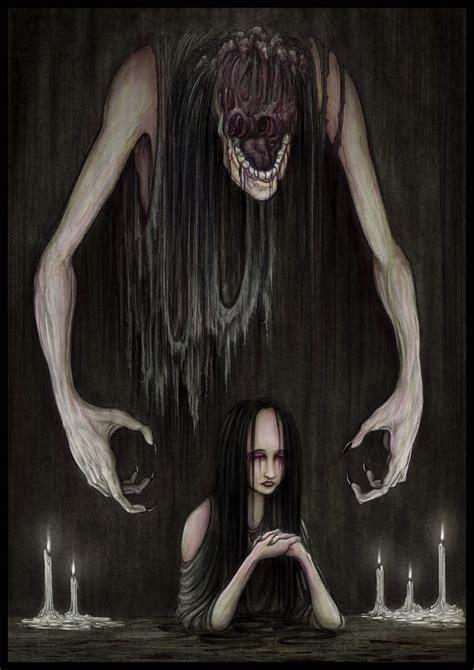 Apparition By Jflaxman On Deviantart