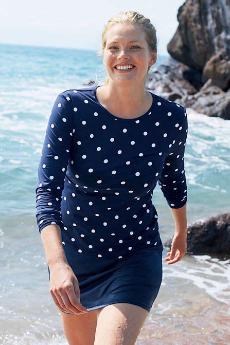 womens modest swimwear  lands  quality  rash