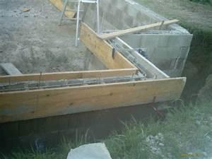 piscine bloc a bancher autoconstruction d 39 une piscine With piscine en bloc a bancher